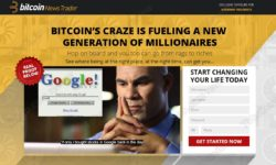 Bitcoin News Trader official web