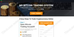 Crypto System Plus official web