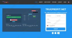 True Profit official website
