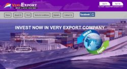 Very Export official web