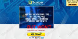 X Scalper official web