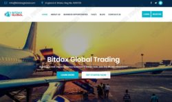 Bitdax Global official web