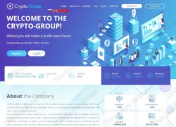 Crypto Group official web