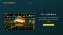Binary options system gold burst review