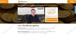 The Bitcoin System website