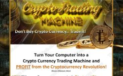 Crypto Trading Machine official web