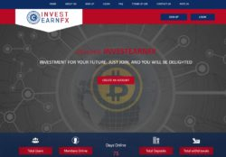 InvestEarnFx official web