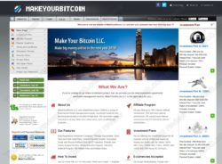 Make Your Bitcoin website