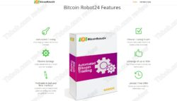 Bitcoin Robot 24 official website