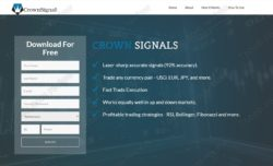 Crown Signals official web