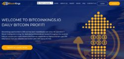 Bitcoin Kings official website