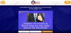 The Bitcoin Malay System website