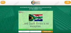 Bitcoin South African System website