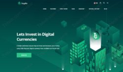 Fiscal Investment / Trypto website