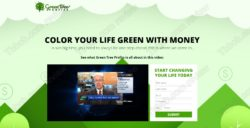 Green Tree Profits website