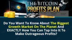 Bitcoin Profits Plan website
