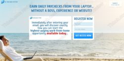 Get Paid Daily System official web