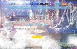 USD Trade official web