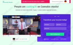 Cannabis Wealth official website