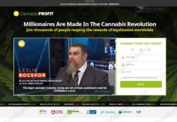 Cannabis Profit official website