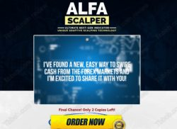 Alfa Scalper official website