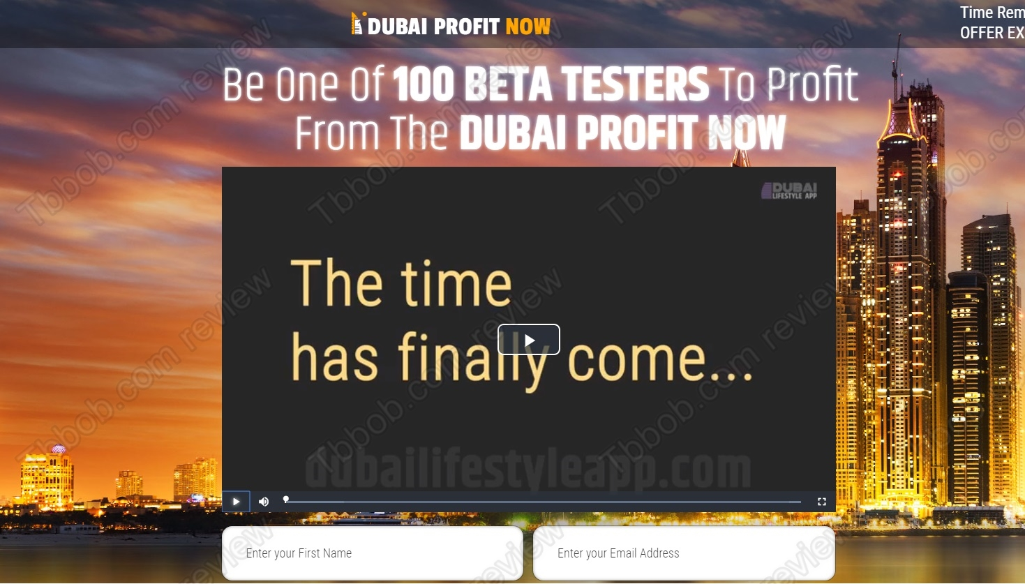 Binary options dubai