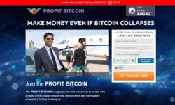 Profit Bitcoin official website