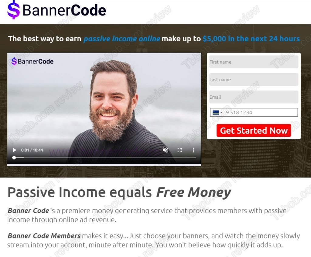 Banner Code review