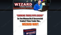 Wizard Forex System website