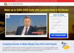 Oil & Gold Stocks review