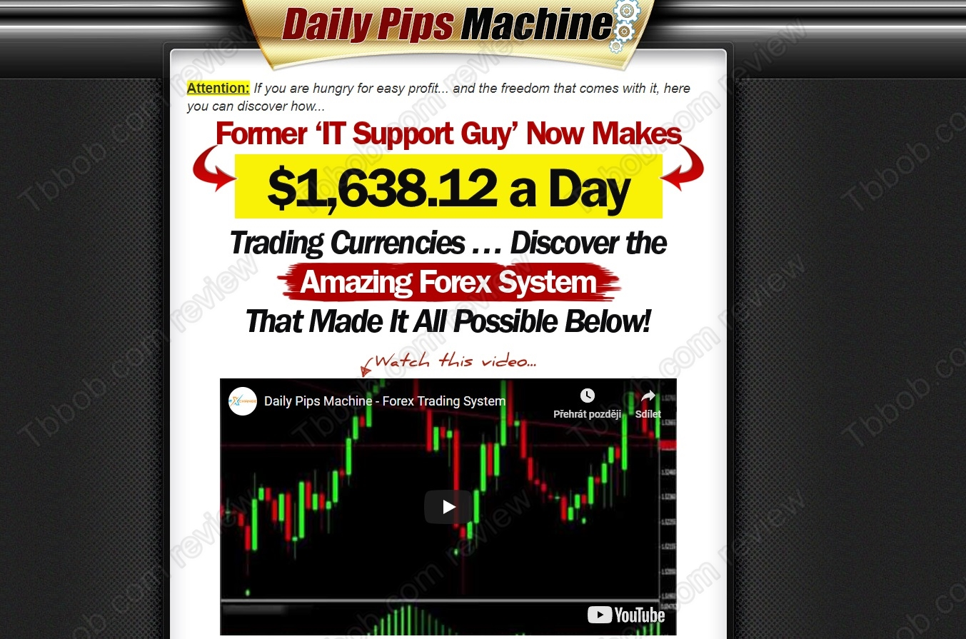 forex trading pips review
