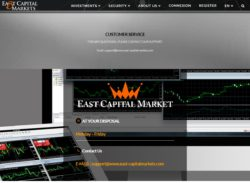 East Capital Markets scam