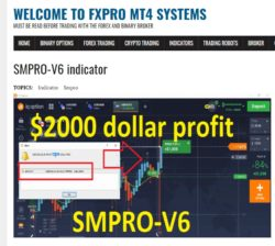 BEWARE of the SMPRO-V6 indicator – review