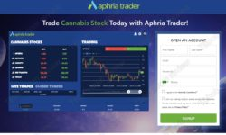 Aphria Trader review