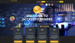 24 Crypto Miners review