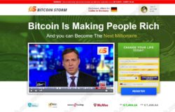 We review the Bitcoin Storm