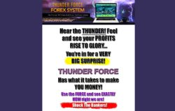 Thunder Force Forex