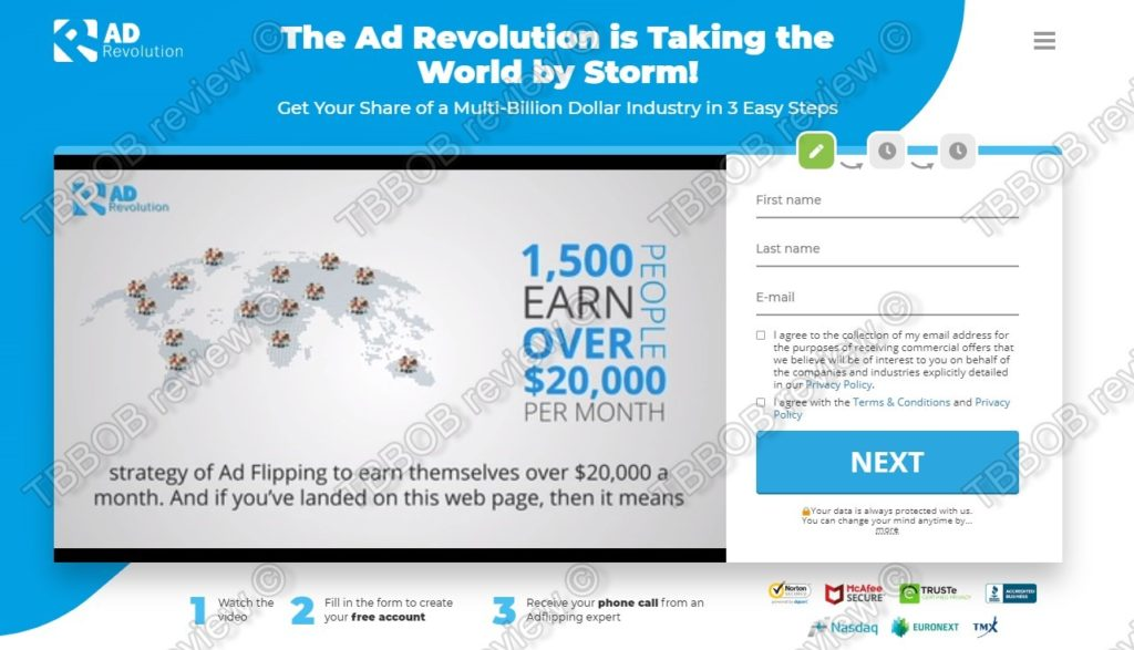 Ad Revolution review
